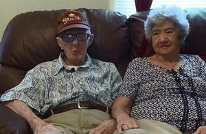 结婚71年同日去世:他让我笑了一辈子