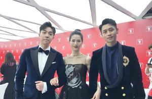 俞灏明、张翰、魏晨上影节低调同框,《流星雨》十年后彻底大变样