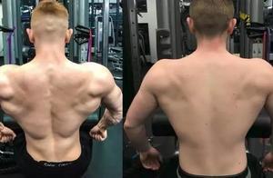 突然停止训练的肌肉男,半年后身材变成这样了