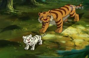 《小虎还乡》,一部妈妈和孩子记忆里最好看最经典的动画片