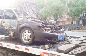 汽车为什么会发生自燃?老司机总结几大原因,你离毁车竟只差一步