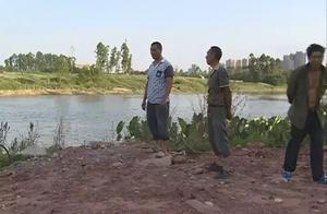 昨天下午,有人在乐山岷江边发现一具浮尸,腰部还系着一根绳子!