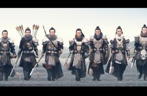 抖音神曲《我的将军啊》就是为《忠烈杨家将》而唱
