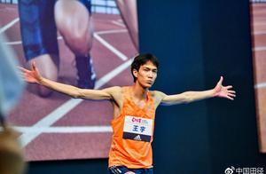 清华大学王宇室内赛2米32夺冠 离室内全国纪录只差1厘米!