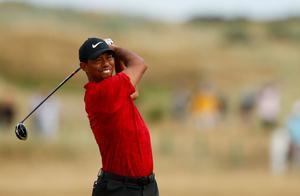 """""""老虎""""伍兹也许不再有统治力,但高尔夫球场上他的仍然有着强大的影响力"""