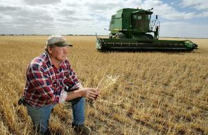 美国农业经济骗局或被揭穿,三年前埋下伏笔,美国农民:永远不选他