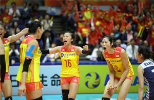朱婷16分女排3-0横扫土耳其!世锦赛开局2连胜 张常宁12分最佳对角