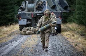 155mm榴弹炮的杀伤面积是多少