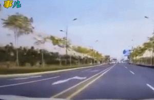一组动图警示你:惨烈事故告诉你 右侧超车到底有多危险!
