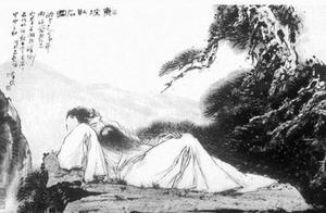 送错饭,苏轼以为大限将至,写下两首绝命诗,一个名句流传千古