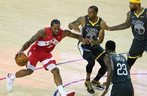 新王登基!猛龙114:110勇士首夺NBA总冠军 伦纳德获FMVP