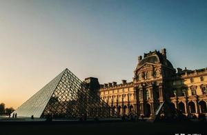 《蒙娜丽莎的微笑》尺寸才这么大点?!法国巴黎卢浮宫游览攻略