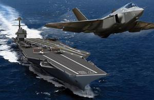 900亿天价航母成鸡肋!美海军陷入尴尬境地,舰载机根本无法起降