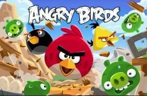 风靡全球的《愤怒的小鸟》又回来了!AR版360°无死角开炮,真香!
