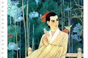 【唯美】倩女幽魂--杨文仁彩色连环画《聂小倩》
