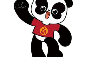 首个大熊猫动漫形象被吐槽,网友:这是大家投票选的