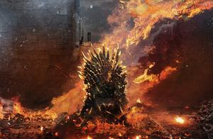 权力的游戏第八季幕后的艺术设计:龙妈火烧君临 巨龙摧毁铁王座