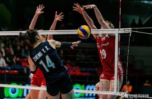 如果波兰3-2战胜德国 中国女排会晋级吗?