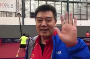李隼56岁生日,孙颖莎的祝福不同于其他任何队员