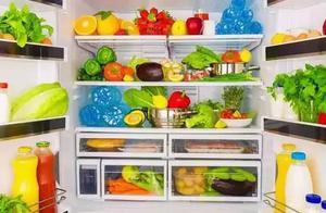 """冰箱成食品安全问题""""隐患""""区域?学会科学保存和处理食物很重要"""