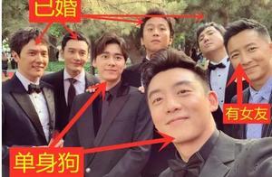郑恺携6位男神成团,李易峰站C位,4位已婚人士笑看2位单身狗