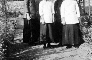 """历史上真实的""""金陵十三钗"""":日本兵曾到安全区内蹂躏女学生"""