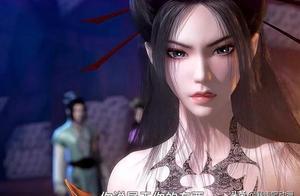 秦时明月之天行九歌:深扒女神的黑历史,谁还没个不堪回首的过往