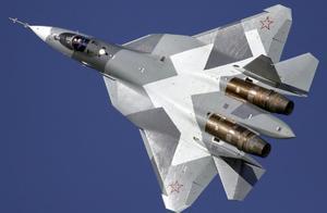 普京在卖力宣传也遮不住苏57短板,若不解决,空中只能任F35宰割