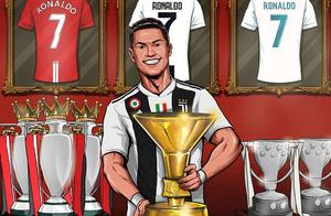 C罗第26次决赛第31冠靠拢梅西!欧冠最佳进球到手,欧国联不远了