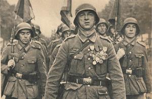 """希特勒最后的""""御林军"""",居然是法国人,让苏军伤亡惨重"""