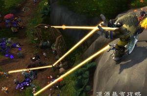 魔兽世界:德拉诺时空漫游到来 新坐骑 触手剑等黑科技无法使用
