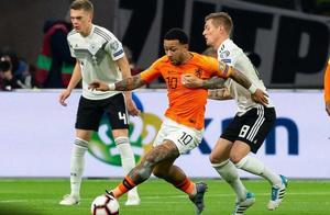 3-2绝杀!德国客场完成欧国联惨败复仇,击败荷兰拿到欧预赛首胜
