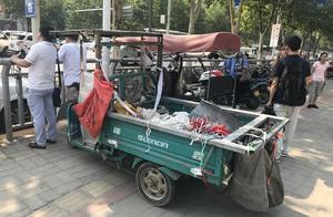 注意!郑州这条路持续严管,已有上百辆违停车辆被拖移