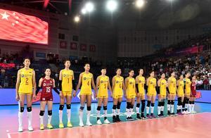 中国女排江门站成绩总结:0-3惨败仍不乏亮点,副攻新星有惊喜