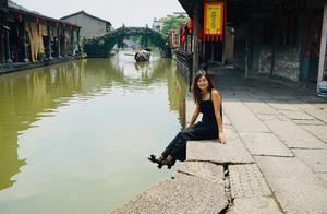 安昌古镇,一座带着乡愁与梦幻的江南水乡古镇