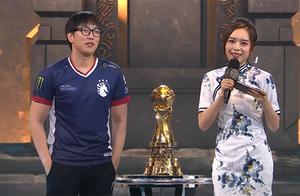 "LOL-MSI:击败IG晋级决赛后,大师兄表示""遇到Faker也能战胜他"""