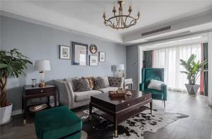 90㎡简美三室,轻松拥有温馨雅致大空间
