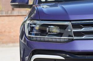 大众最便宜SUV,配LED大灯、Beats音响、液晶仪表,顶配才16万!