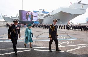 英国新航空母舰发生泄漏,为什么消息引发舆论大哗,内幕来了