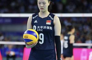 中国女排0-3惨败美国!奥运冠军被打爆,一传满天飞,无缘10连胜