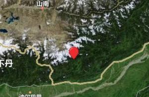 西藏山南市错那县发生5.6级地震