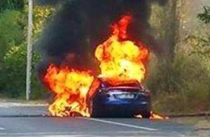 特斯拉、蔚来都自燃过,新能源汽车真正的安全隐患到底是什么?