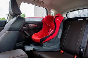 儿童座椅问题多怎么破?看看RX3的新思路