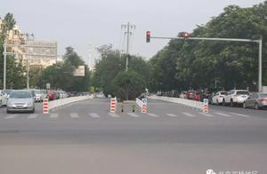 北京北花园街设置隔离栏防路中违停 看名古屋是怎么治本的?