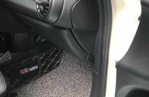 MINI刚提车一个月,车上这些部件就锈成这样,正常吗?