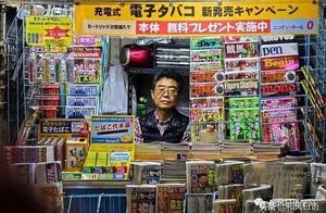 """日本老龄化有多严重?""""外卖小哥""""都成""""外卖奶奶""""啦"""