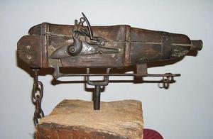 盗墓贼的噩梦,保护亡灵不受生者的亵渎的公墓枪