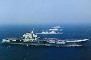 辽宁舰穿越宫古海峡后去了哪?或靠近这块美海外领土,位置很敏感