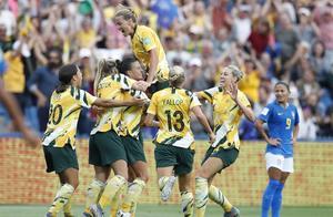 女足世界杯神剧情!亚洲第一超级大逆转,比中国女足先拿到首胜