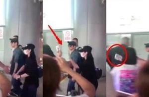 林俊杰经纪人为打掉粉丝手机道歉,称是为了艺人安全无心之举